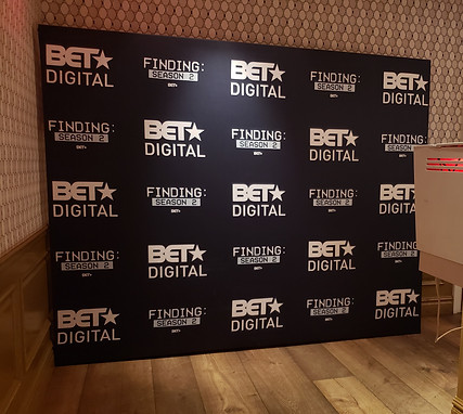 BET Series Premiere Event!