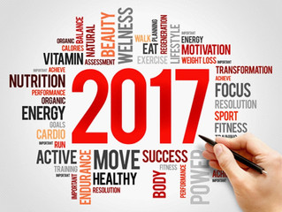 December Nutrition Tip - Week 3: What is a REALISTIC New Year's Resolution?
