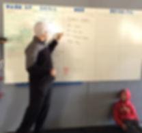 Man coaching at Alvin CrossFit in Alvin, TX 77511