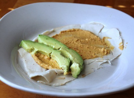 Balanced Snacks- March Nutrition Tip Week 4