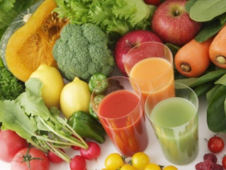 February Nutrition Tip - Week 1 - Are you Interested in Juicing?