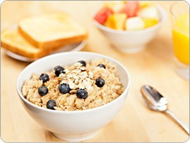 What is a Balanced Breakfast? March- Week 1 Nutrition Tip