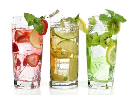 Stay Refreshed without the Added Calories