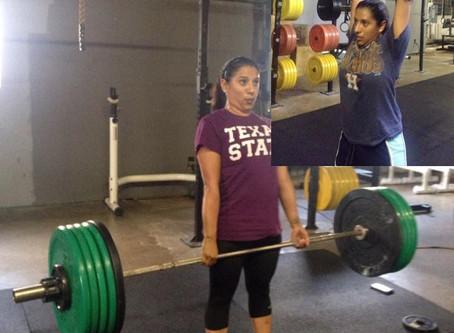 1 Year CrossFit-aversary: Araceli