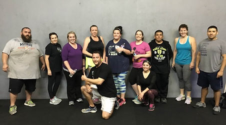 CrossFit 101 for beginners at Alvin CrossFit
