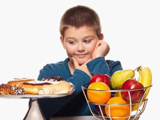 December Nutrition Tip - Week 2: Tips for Healthy Kiddos!