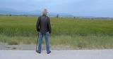 Jack Baxter at Macedonia / Greece Border