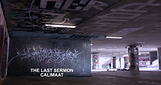 """The Last Sermon"" Calligraffiti by Calimaat"
