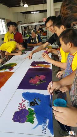 Batik workshop3