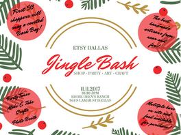 Explore Dallas: Etsy Dallas' Jingle Bash 2017