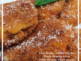 Dallas Restaurant Mini Review: Cane Rosso White Rock