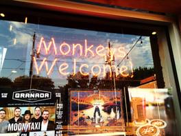 Dallas Food Alert: Dumplings, and Noodles, and Monkeys!