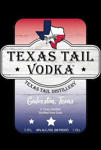 Texas Tail Vodka