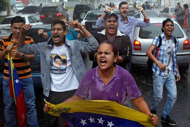 "Venezuela, ""una democracia iliberal"""