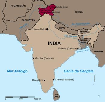 INDIA Y PAKISTÁN FUERA DE CONTROL