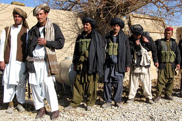 """Talibanes en Afganistán """"Regreso con gloria"""""""