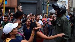 Máxima tensión en Venezuela