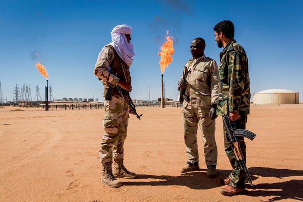 CONFLICTO EN LIBIA: INMIGRACIÓN Y PETRÓLEO