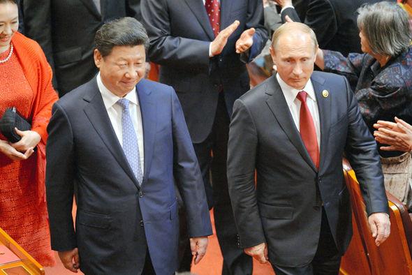 "China y Rusia ""Un paso al frente"""