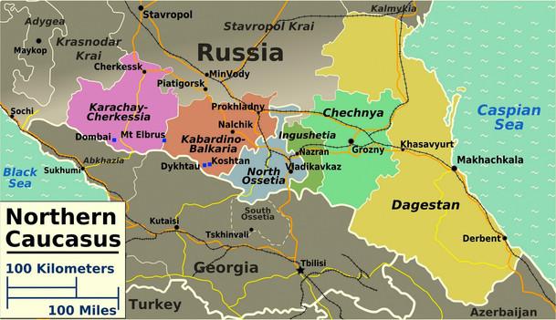 ISIS, UNA AMENAZA PARA RUSIA
