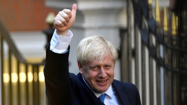 "Boris Johnson ""El doble de riesgo"" de D. Trump"