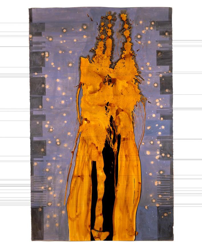 "CREEK | RAIN - 5' 10"" (Lemmy Kilmister)"