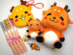 Shikamaro items