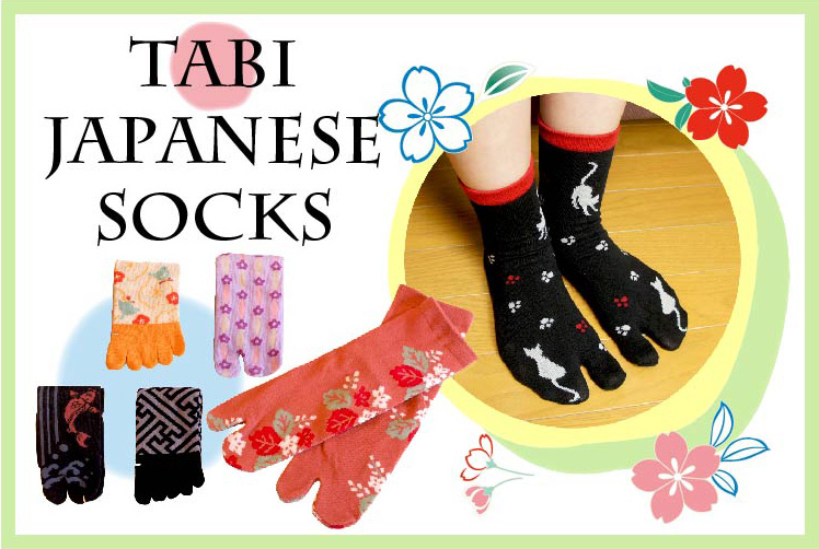 Tabi Japanese Socks