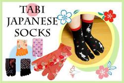 Tabi Japanese Socks