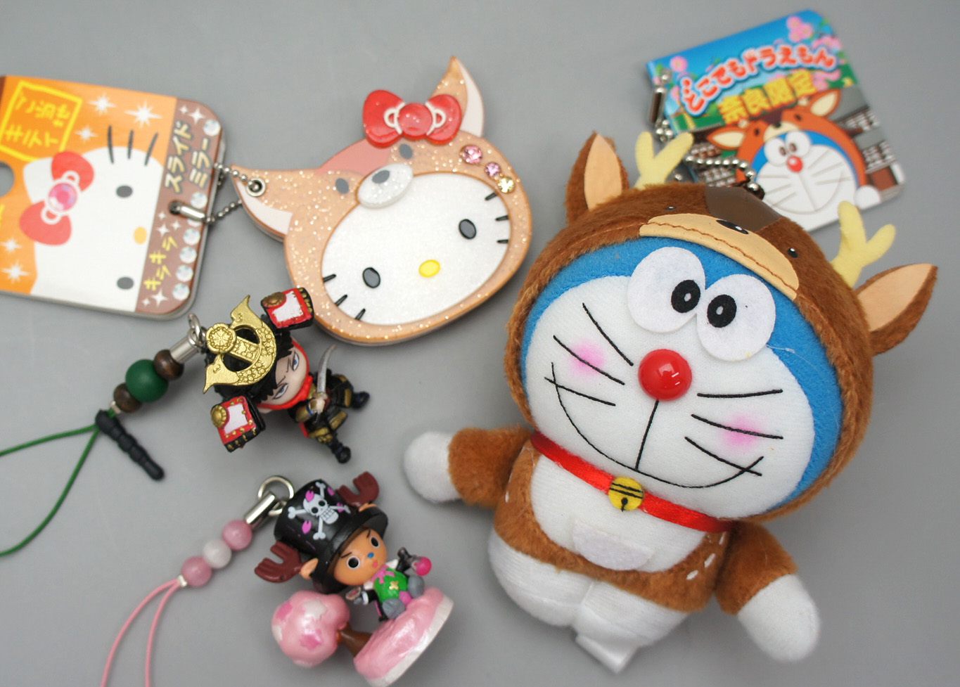 Japanese animation items