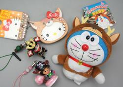 Japanese animation items