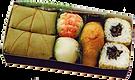 柿の葉寿司,鮭,鯖,サケ,サバ,柿,春日,かすが