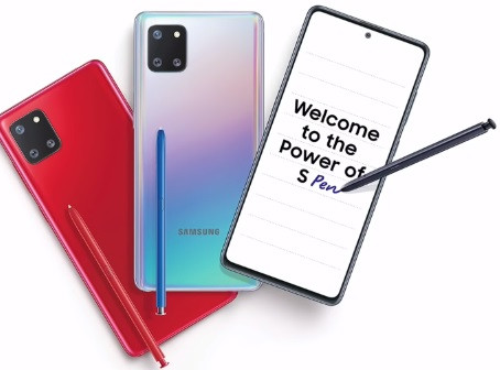 Samsung Offers new discount - note 10 lite