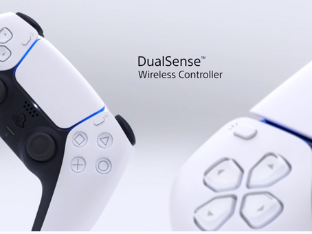 Dual sense controller revealed by sony