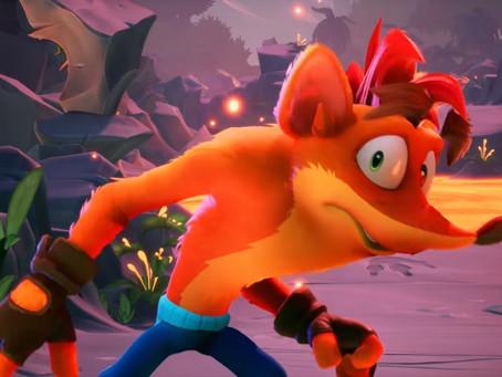 Crash bandicoot 4 release date confirmed