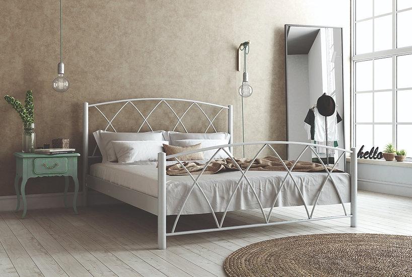 Aletta / Μεταλλικό Κρεβάτι