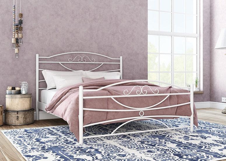 Mia / Μεταλλικό κρεβάτι