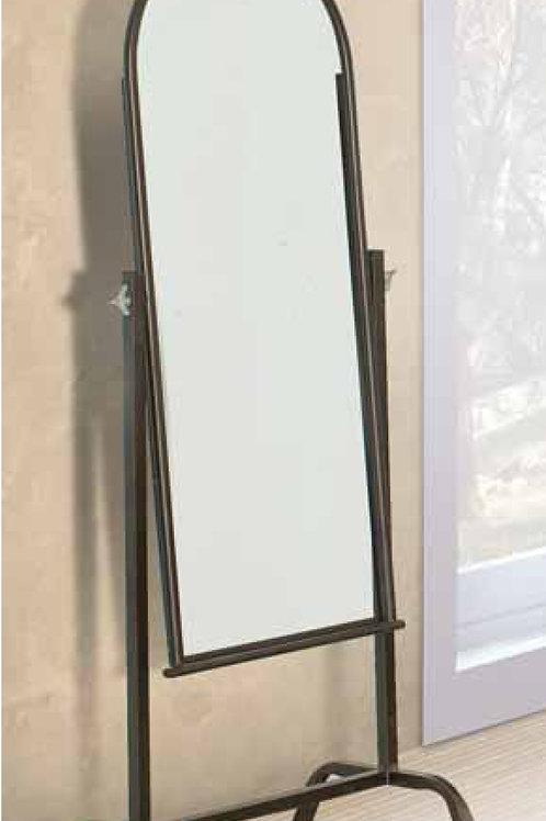 Καθρέπτης δαπέδου μεταλλικός σε διάφορα χρώματα