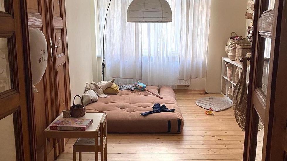 πολυθρόνα φουτόν που γίνεται κρεβάτι σε πολλά χρώματα υφάσματος