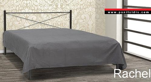 Μεταλλικά κρεβάτια μονά διπλά οικονομικά