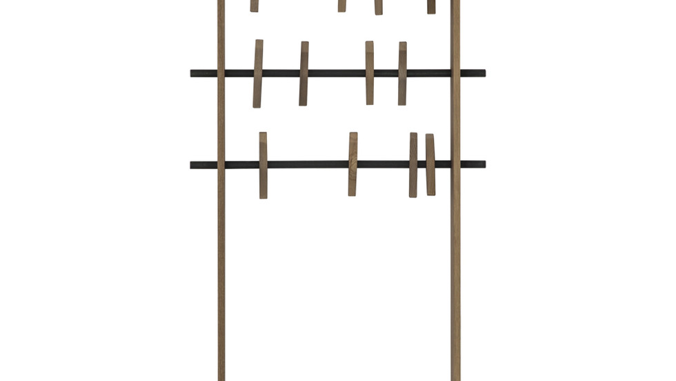 Ξύλινη κρεμάστρα