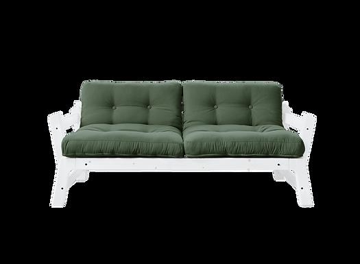 Step Sofa Bed-White / Καναπές Κρεβάτι