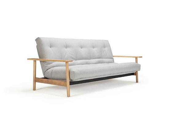 Balder  Καναπές Κρεβάτι Soft Spring Nordic Mattress