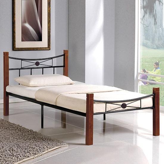 Paolla 100 / Ημίδιπλο Μεταλλικό Κρεβάτι