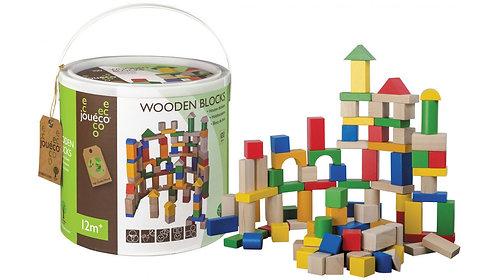 Παιχνίδια ξύλινα οικολογικά
