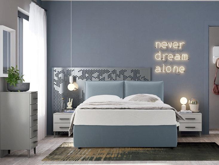 ντυμένο Ιταλικό κρεβάτι