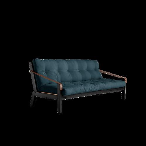 Poetry sofa bed / 3θέσιος καναπές κρεβάτι