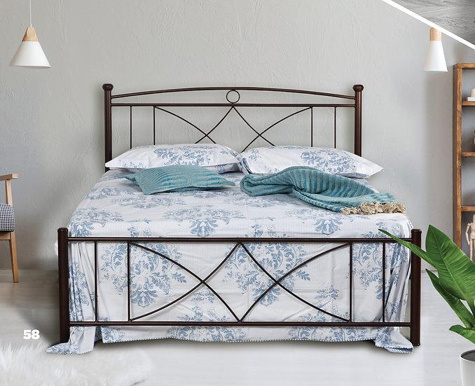 David / Μεταλλικό Κρεβάτι