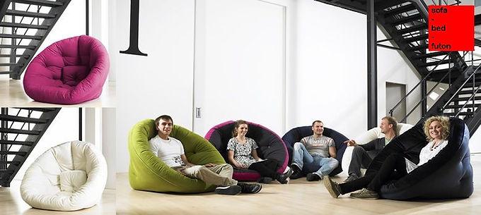 Nest Futon Chair / Πολυθρόνα-futon