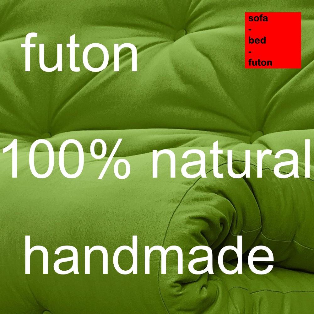 Ολα τα στρώματα futon φτιάχνονται στο χέρι